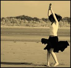 dance woman