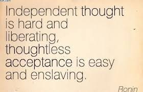 independent thought